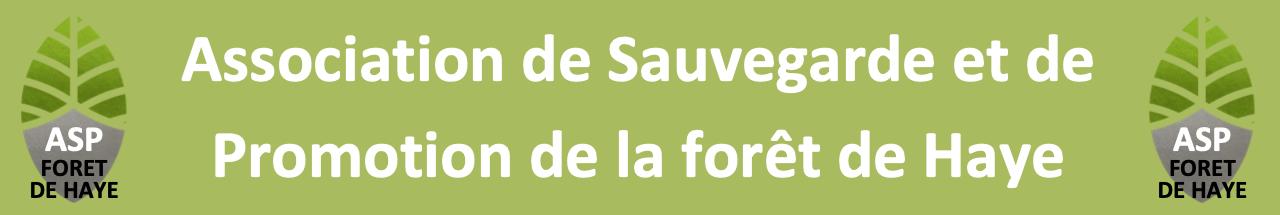ASP Forêt de Haye